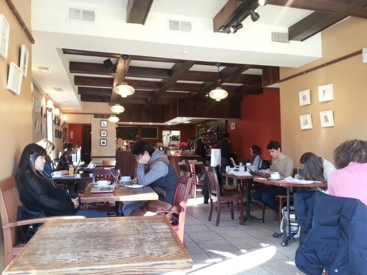 Tazza D'Oro Cafe & Espresso Bar