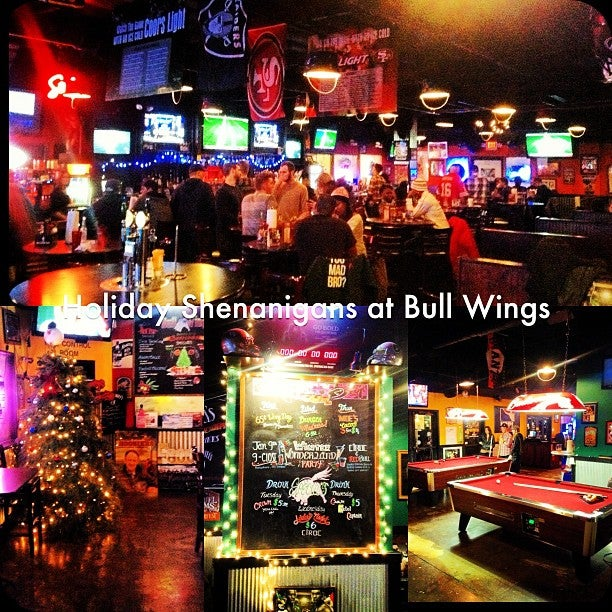 Bull Wings Grill & Bar