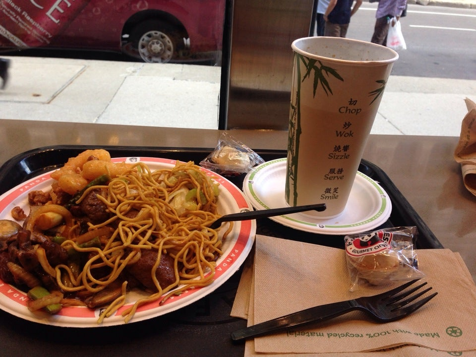 Panda Express,chinese,fast food