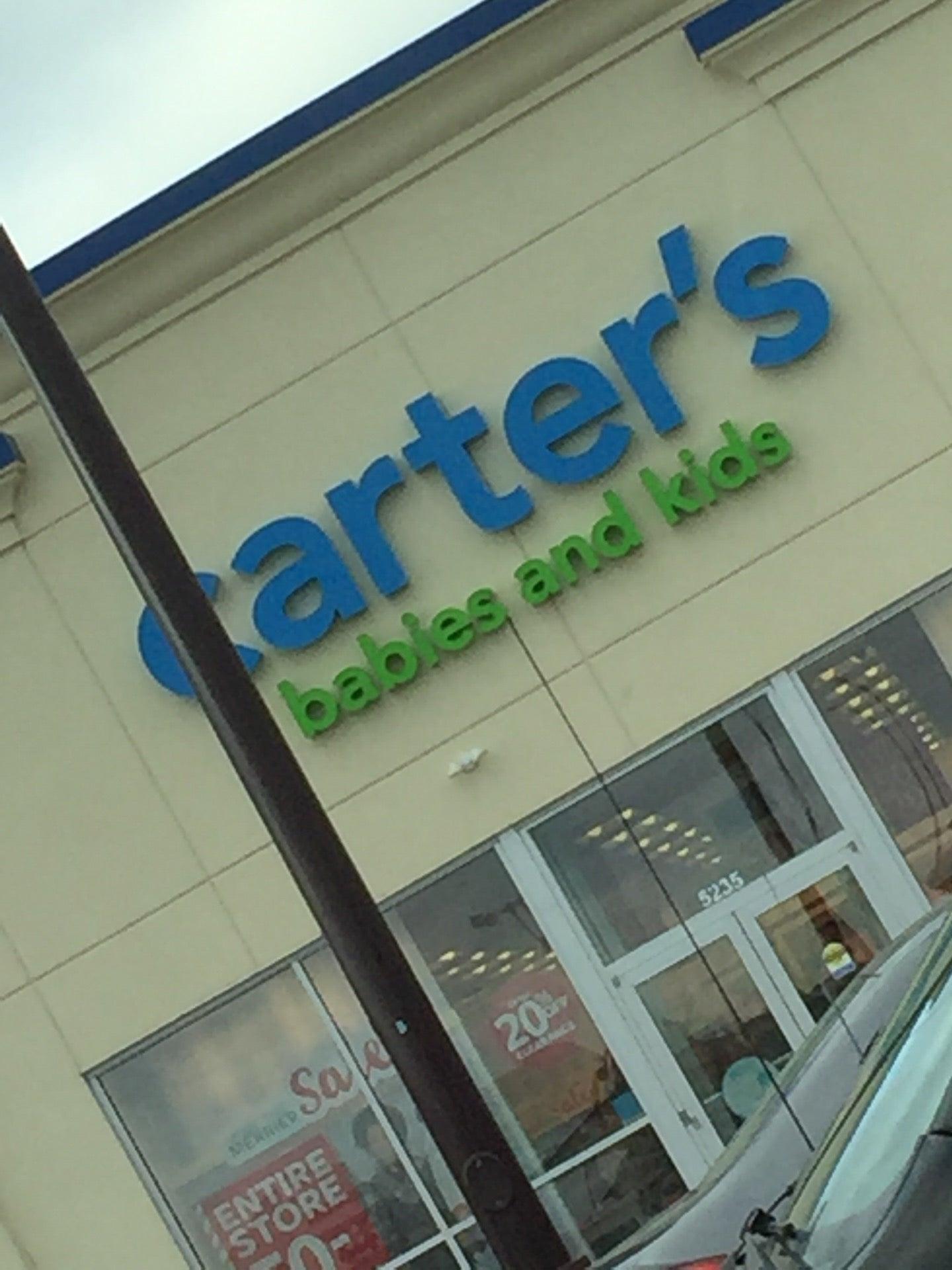 Carter's,