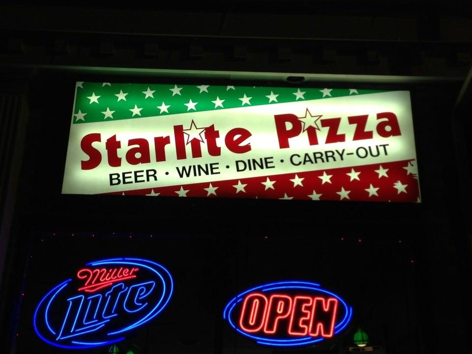 Starlite Pizza,