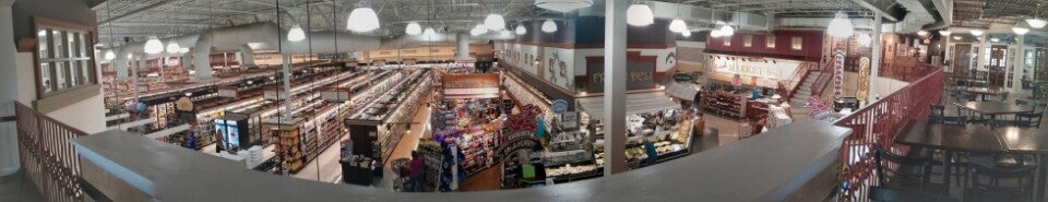 Henning's Supermarket, and specialty foods., bakery, buffet, deli, fish, fresh produce, meat, prepared foods,upscale grocery store offering the widest variety of low price groceries