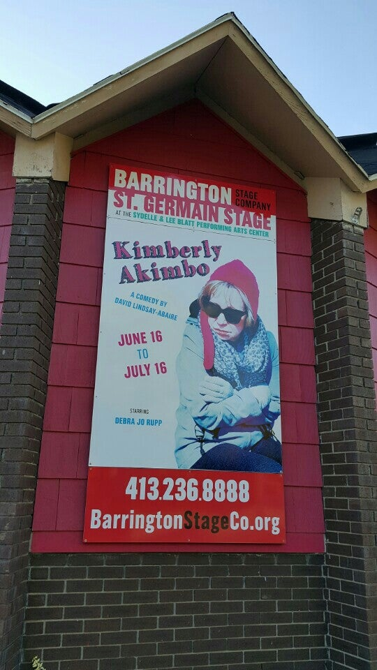 Barrington Stage Company Box Office,musicals,performing arts,plays,theatre,world premieres