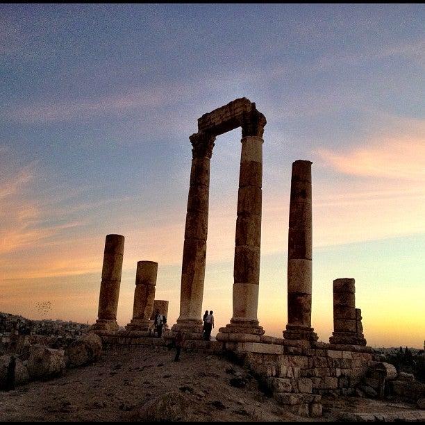 Amman Citadel | جبل القلعة