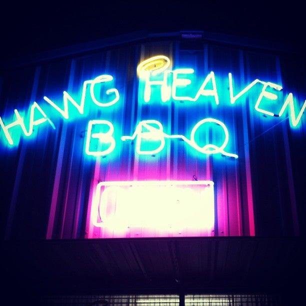 Hawg Heaven Barbecue,