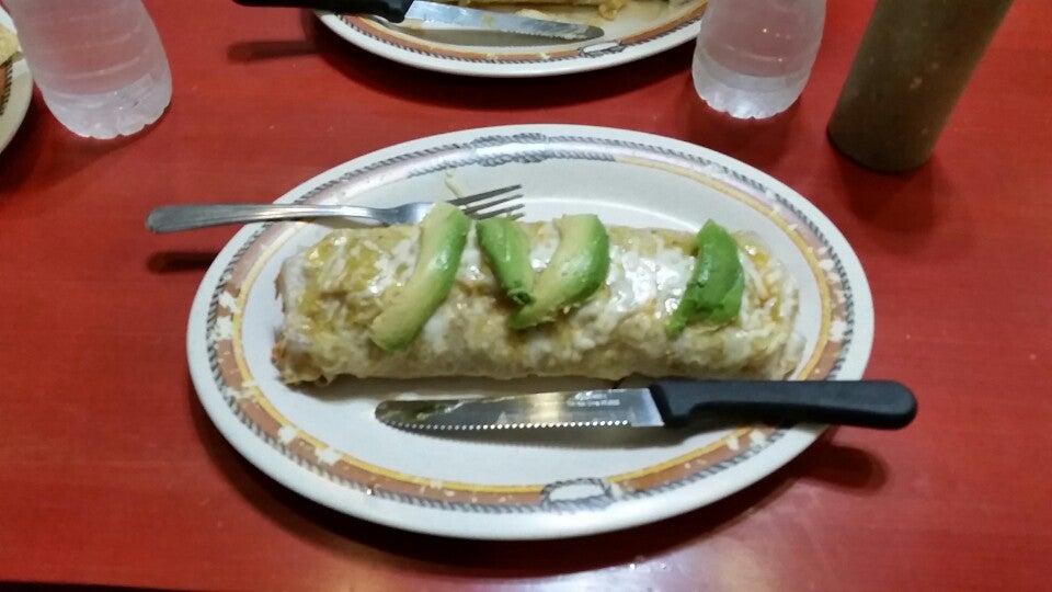 Taco & Burrito Palace,