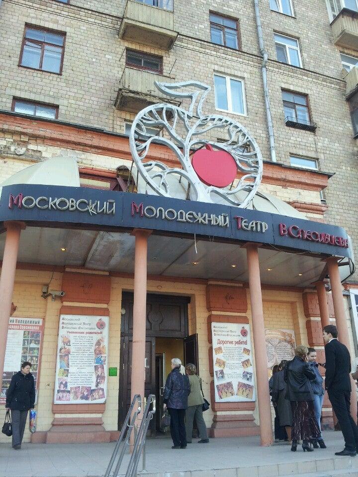 Молодежные театры москвы афиша афиша и цены кино синема парк