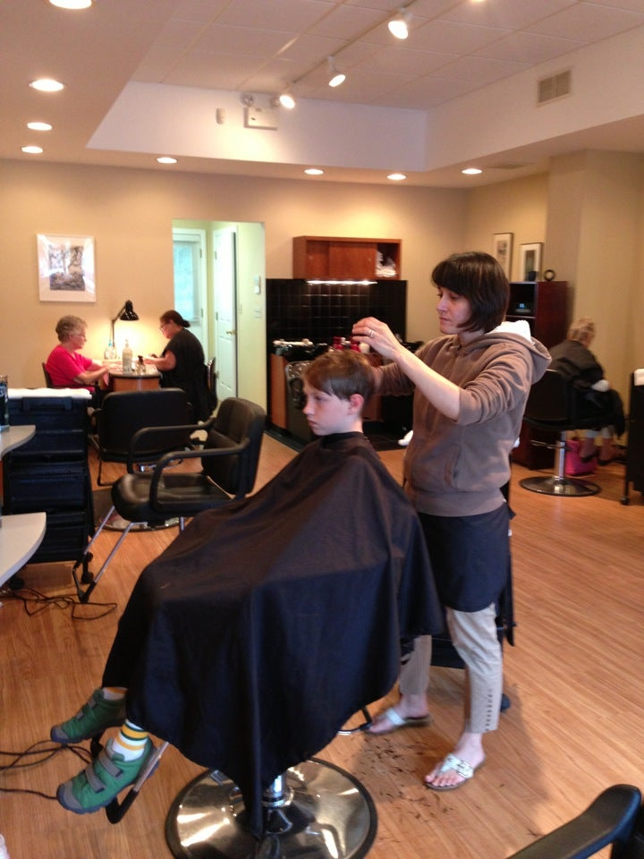 The Salon At Huron Village,