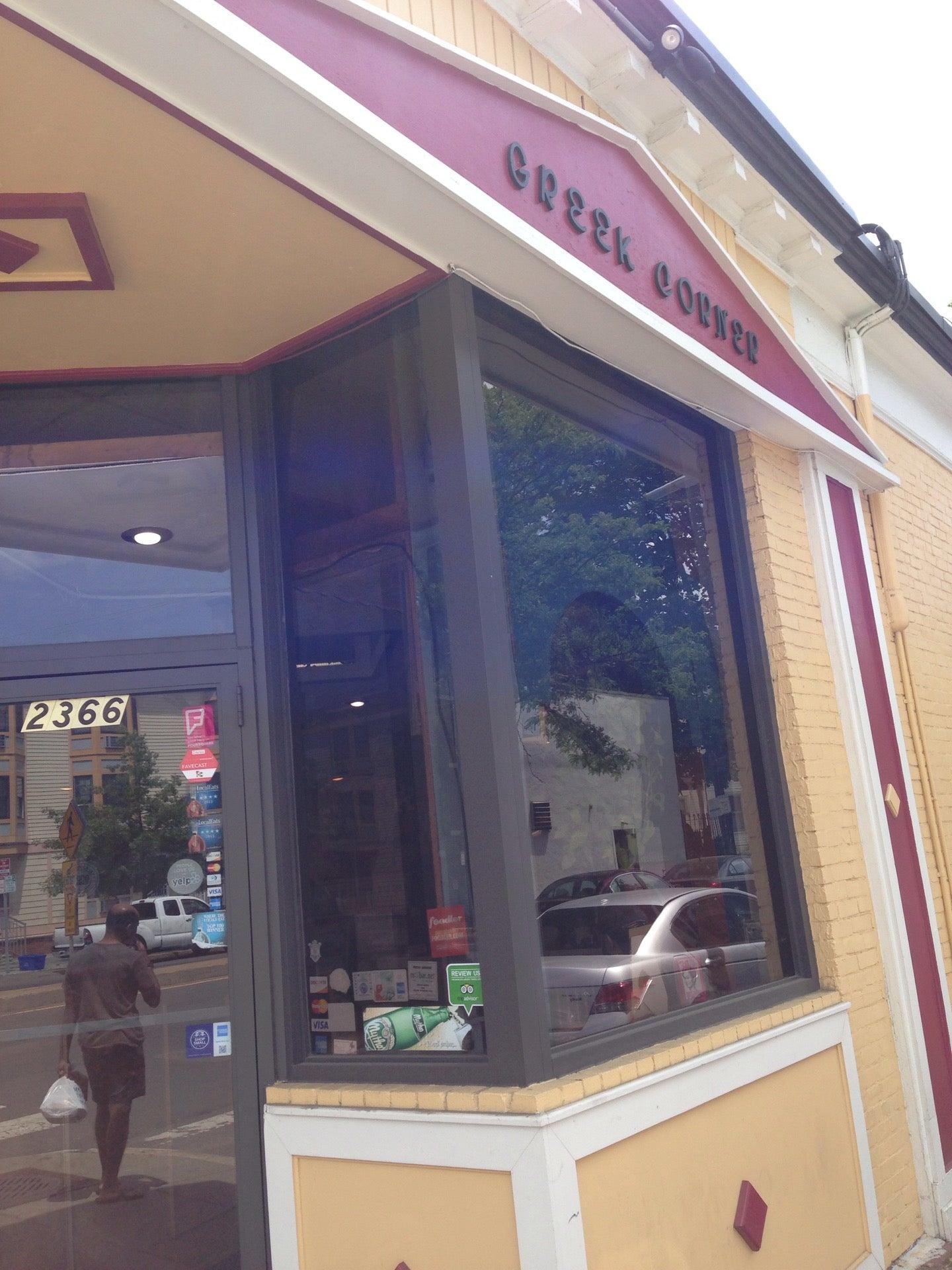 Greek Corner Restaurant,greek,sit-down,take-out