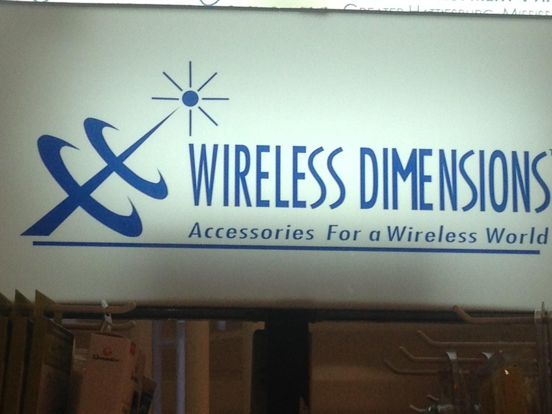 Wireless Dimensions,