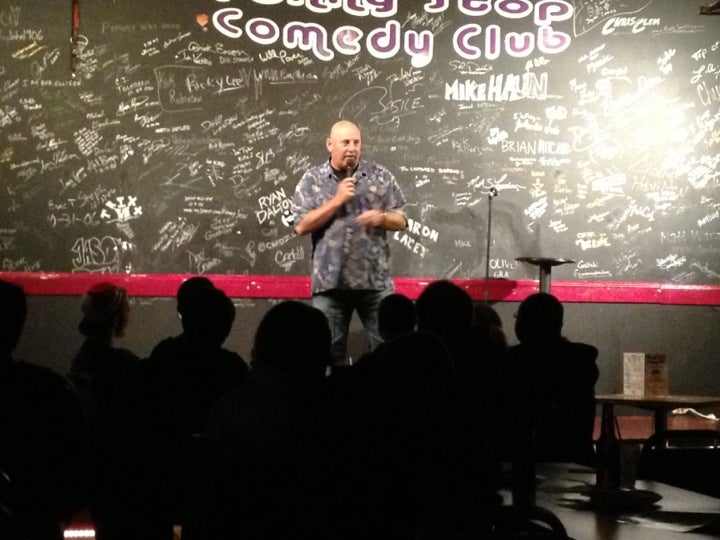 FUNNY STOP COMEDY CLUB,bar,beer,comedians,comedy,comedy club,drinks,food,funny,laugh