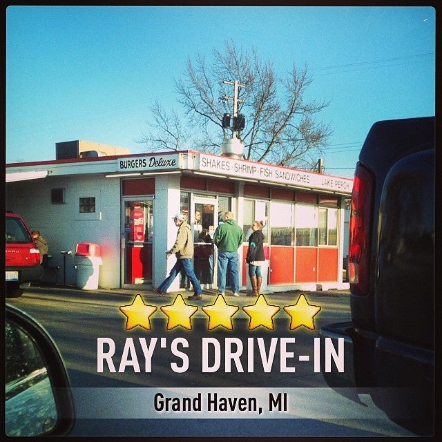 Ray's Drive-In,