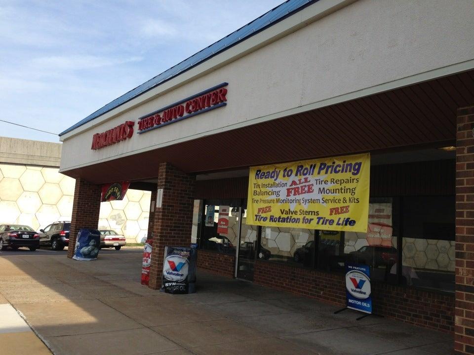 Merchant's Tire & Auto Centers,