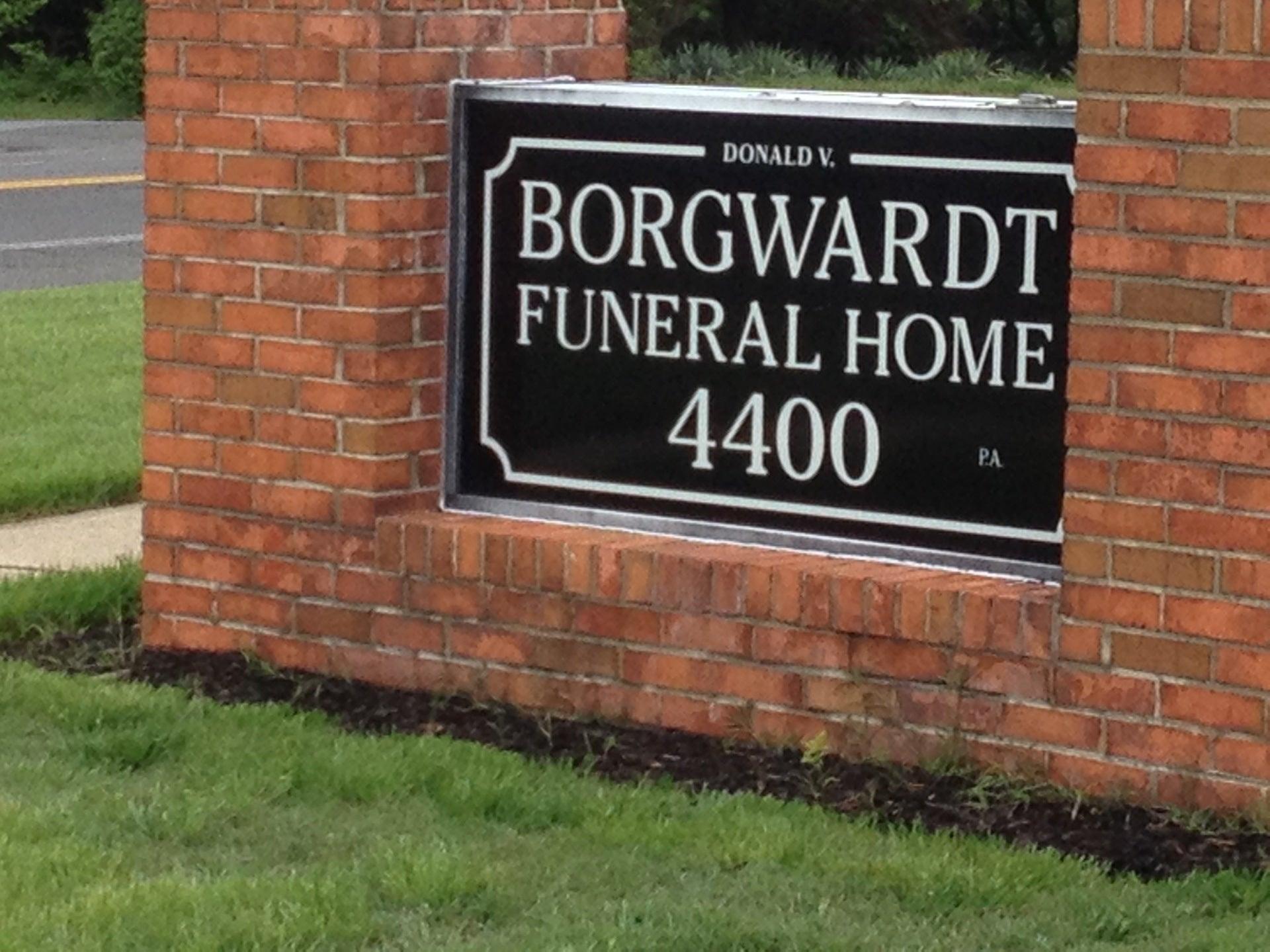 Borgwardt Donald V Funeral Home,