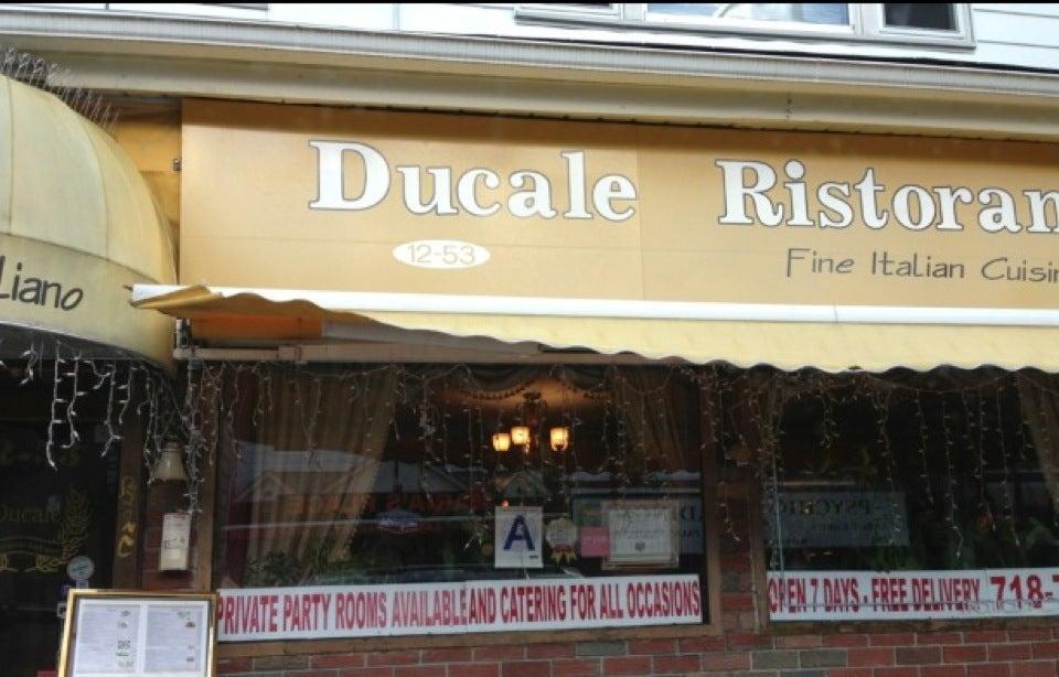 Ducale Restaurant,