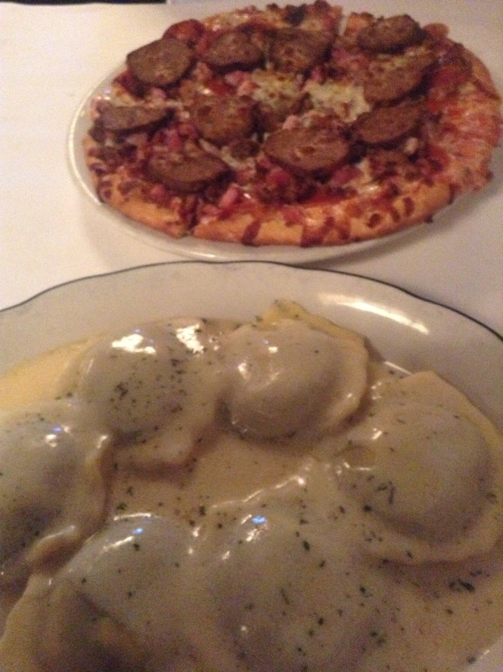 Riccio's Pizza Villa,