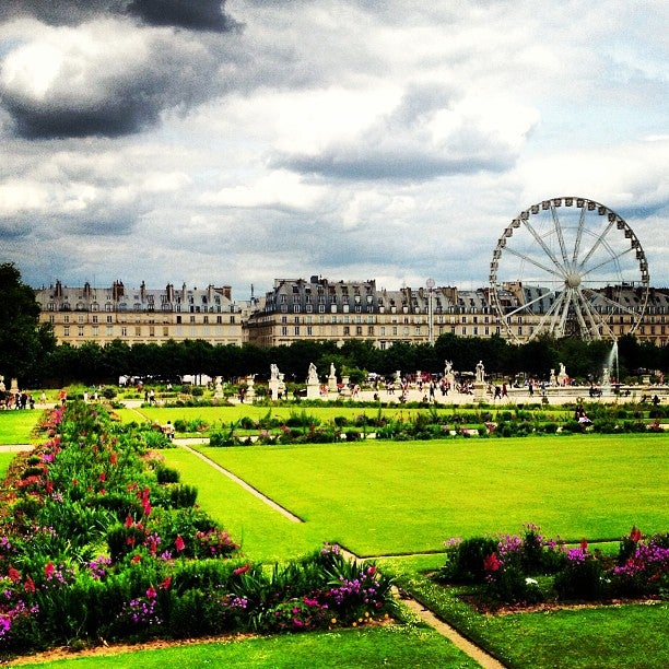 Reviews of kid friendly attraction jardin des tuileries for Jardin jardin paris