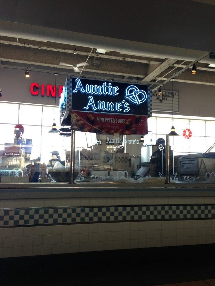 Auntie Anne's,