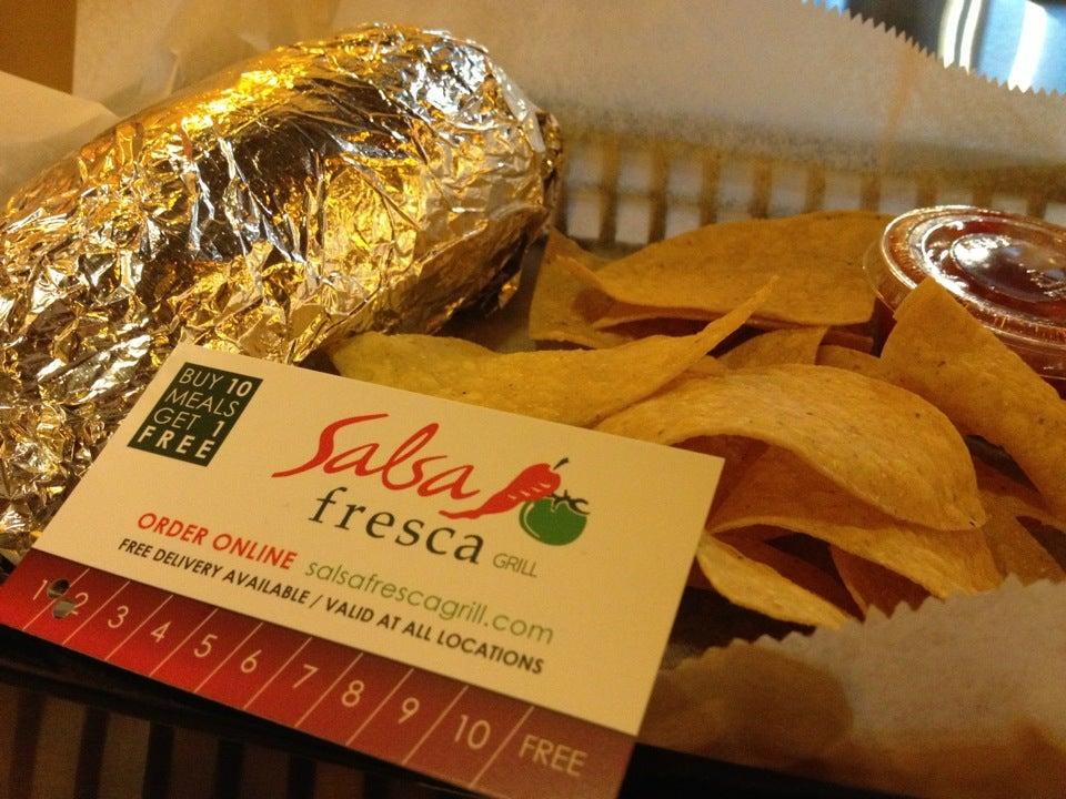Salsa Fresca Grill,