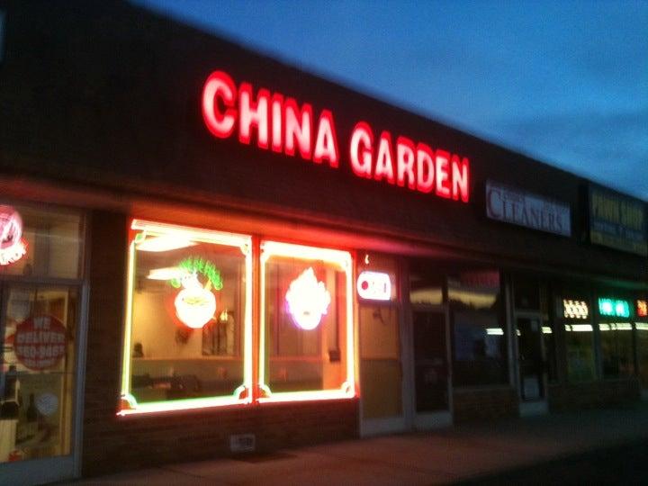 China Garden,