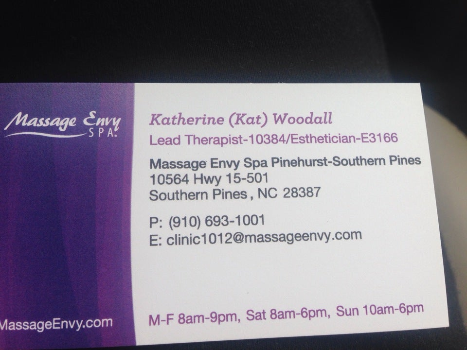 Massage Envy,