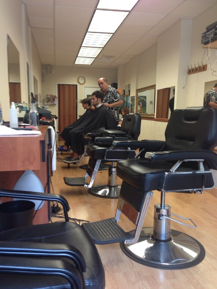 MICHAEL'S BARBER SHOP,