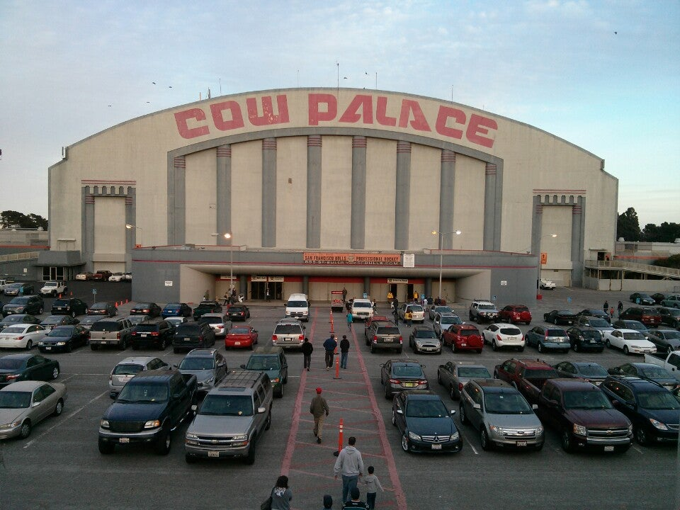 Cow Palace San Francisco Tickets Schedule Seating