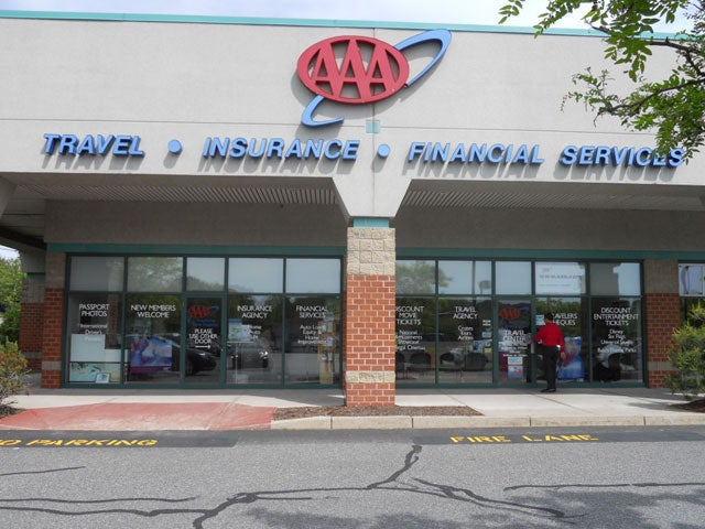 AAA,auto service,financial services,insurance,registry service,travel agency