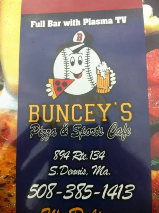 Bunceys Pizza and Sports Cafe