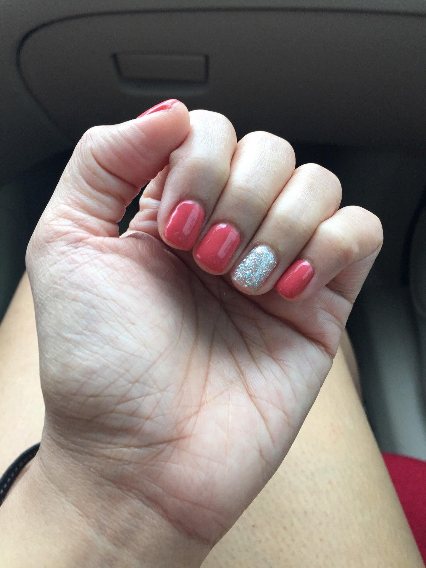 Tipsy Nails,