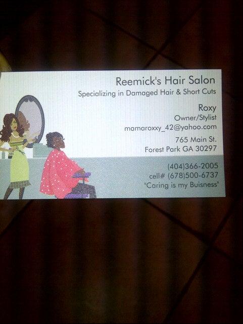 Tracilynn's Hair Salon,