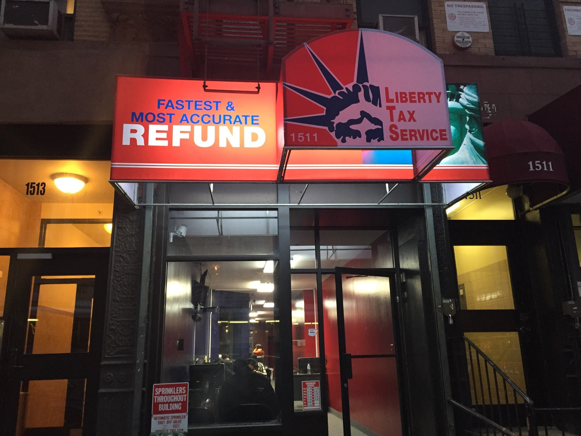 Liberty Tax Service,