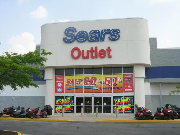 SEARS OUTLET STORE,