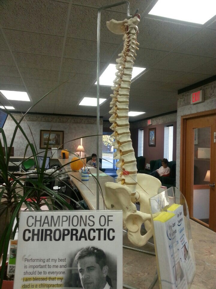 STRONG CHIROPRACTIC SC,