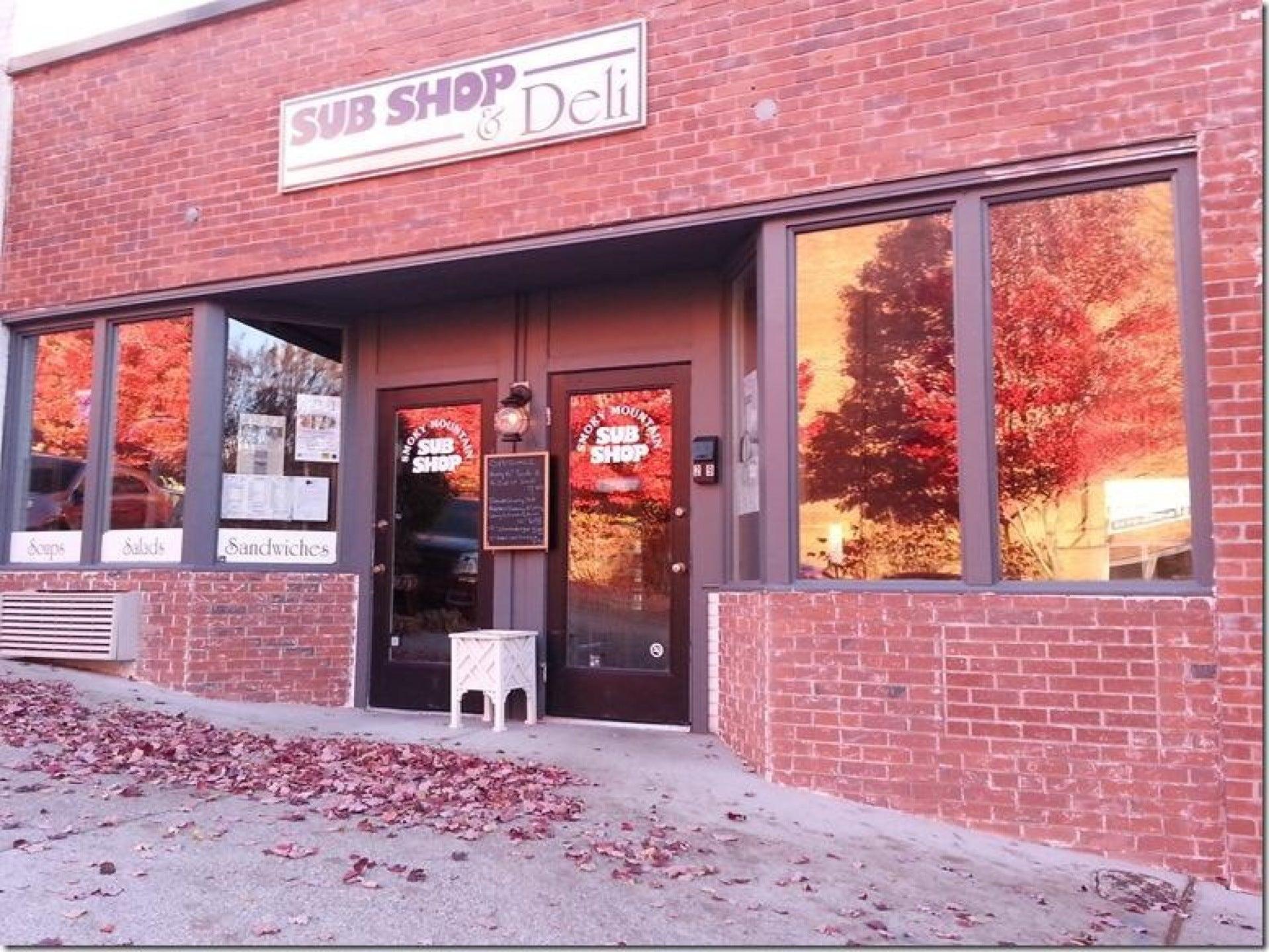 Smokey Mountain Sub Shop,