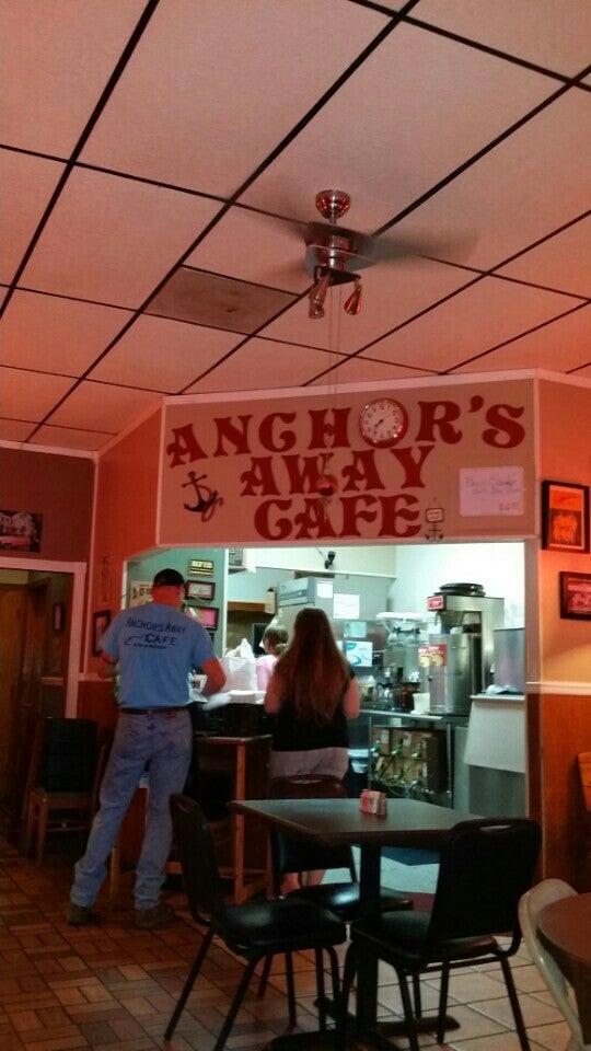 Anchors Away Cafe,