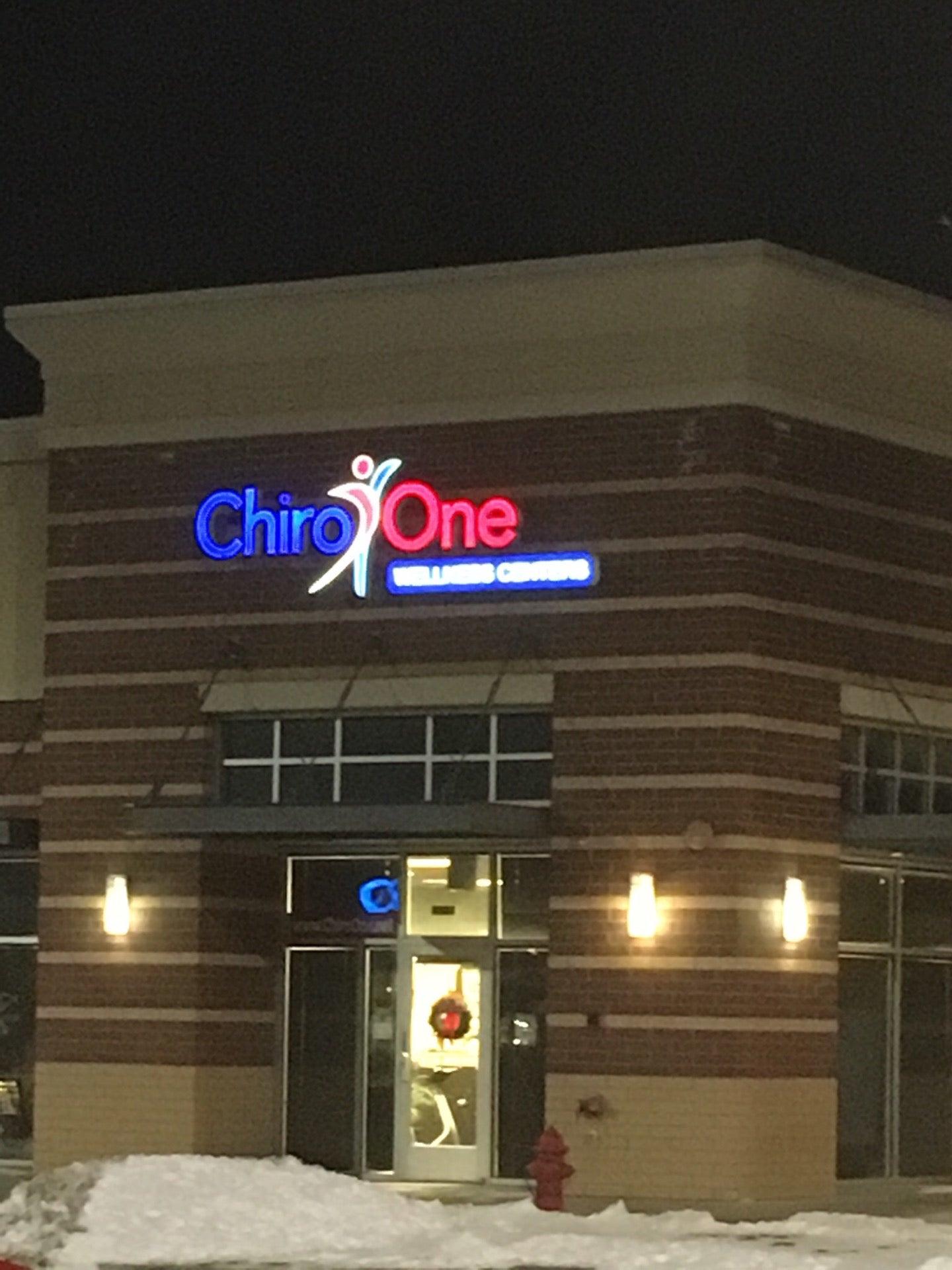 Chiro One Wellness Centers,