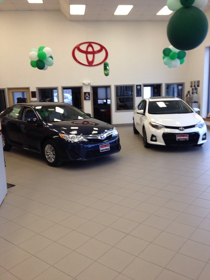 Central Maine Toyota & Scion,