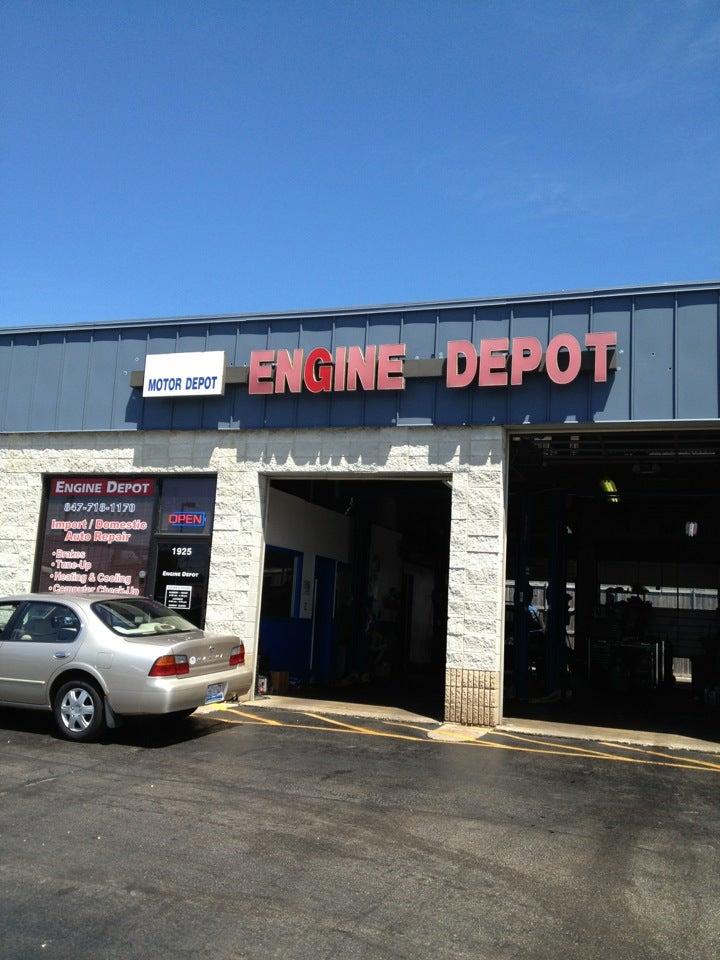 Engine Depot,