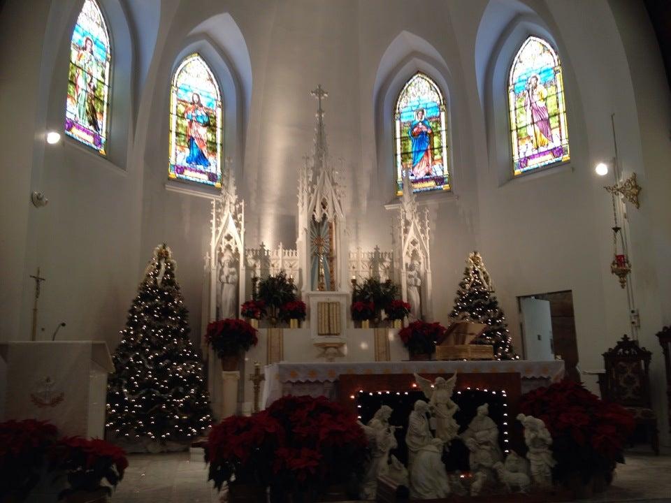 St. Mary's Roman Catholic Church,church