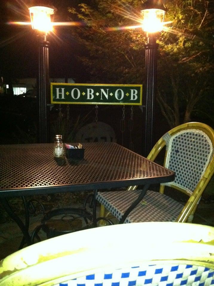 Hobnob Restaurant,