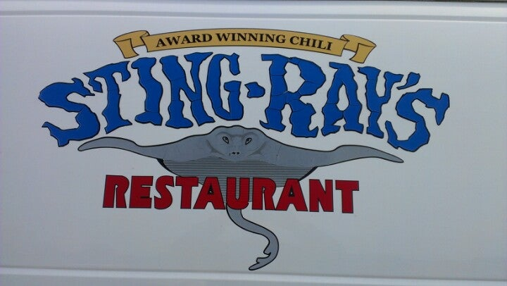 Sting-Ray's Restaurant,