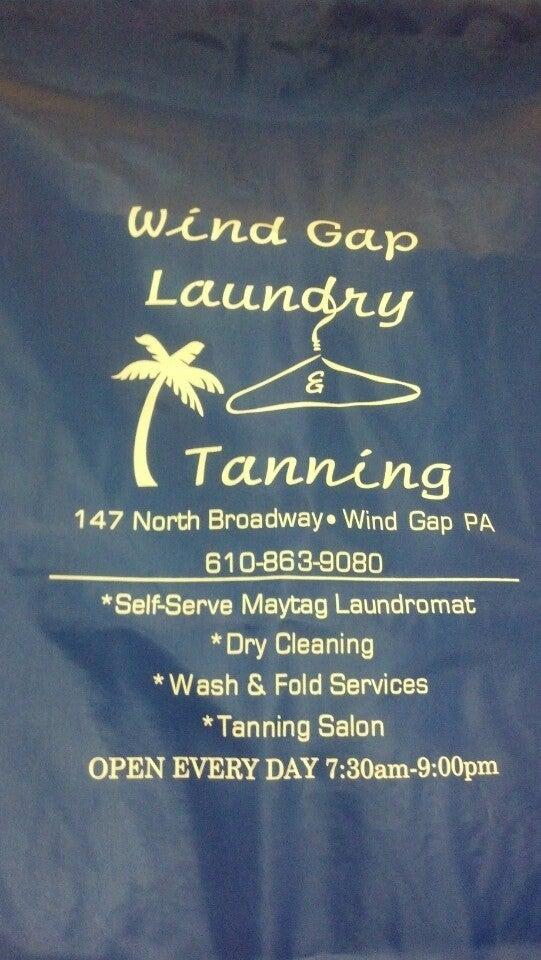 Wind Gap Laundry Center,