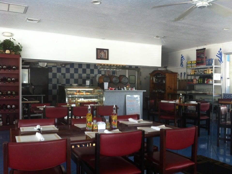 Friendly Greek Restaurant,