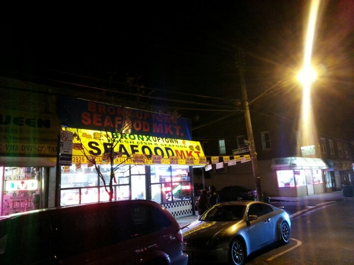 Bronx Uptown Seafood Market,