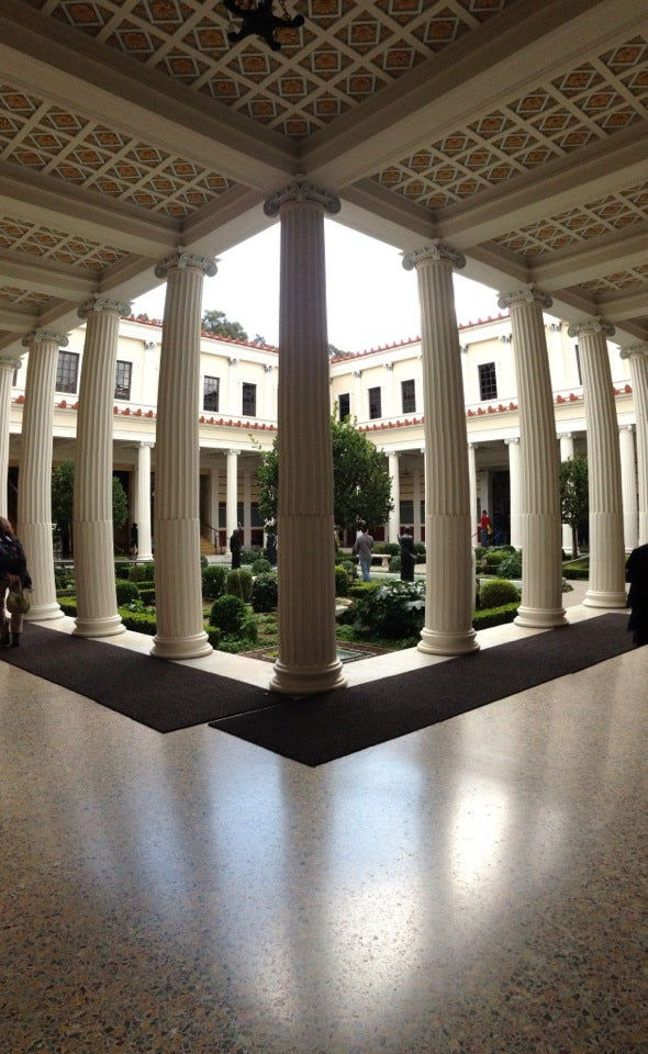 The Getty Villa Los Angeles Tickets Schedule Seating