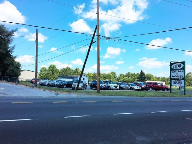Pine Manor Auto Sales,