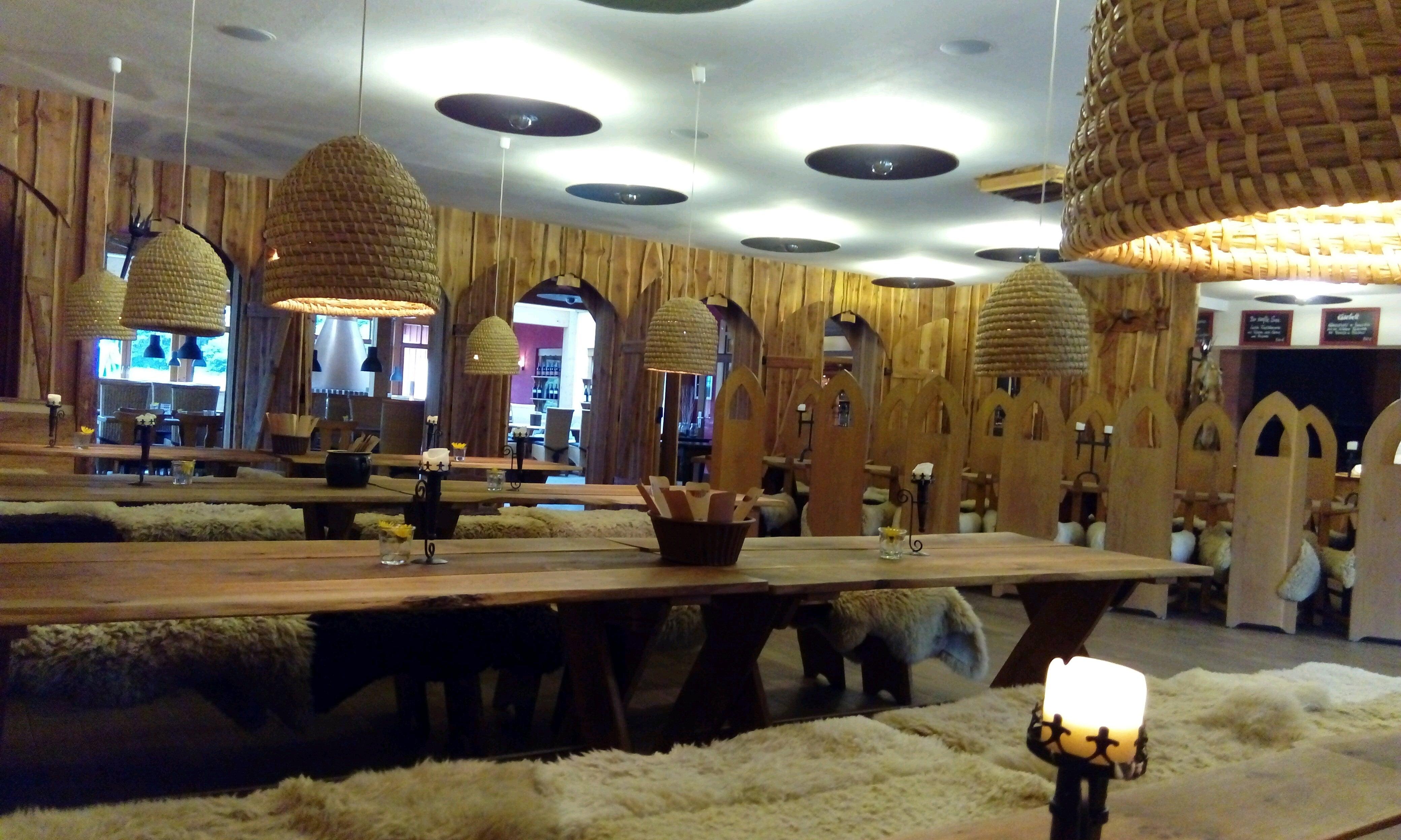 Speisekarte von Wikingerschänke in Busdorf mit Preisen