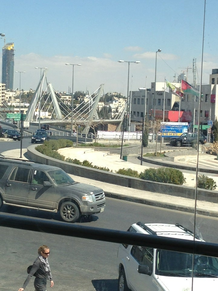 Abdoun Circle   دوار عبدون