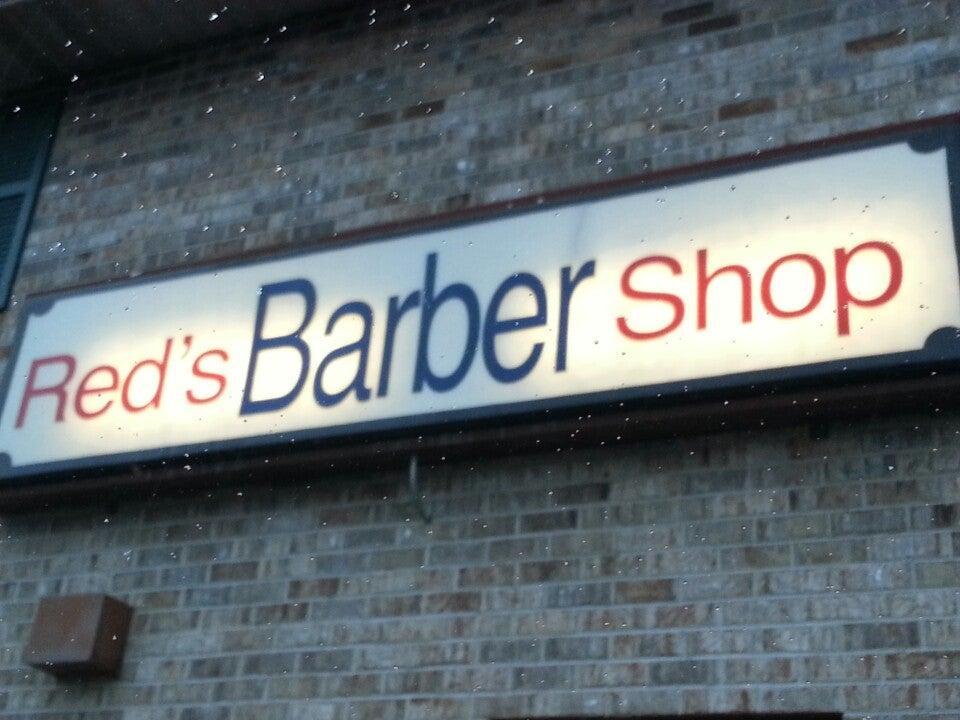 RED'S BARBER SHOP,